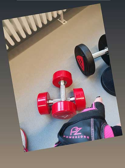 Fitness – eine Leidenschaft